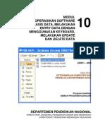 19776204 Mengoperasikan Software Aplikasi Data Entry Data Dg Keyboard