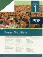Vorsprung Student Edition - Kapitel 1 - Pp 1-18