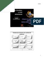 Presentacion Dr Sarukhan Cambio Climatico en Baja