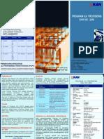 Leaflet Uji Profisiensi KAN 2010