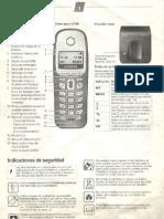 ManualUsuarioTelefonoSiemensGigasetA260