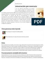 Dieta Para Tratar Intoxicación Por Mercurio _ EHow en Español