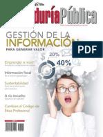 Revista Contaduria Publica-marzo 2013