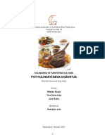 Pot Kulinaricnega Dozivetja Naloga