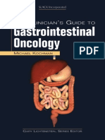 Guide to Gastrointestinal Oncology the Clinician Guide to GI Series