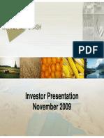 IPI Intrepid Potash Nov 2009 Presentation