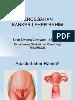 Kanker Leher Rahim