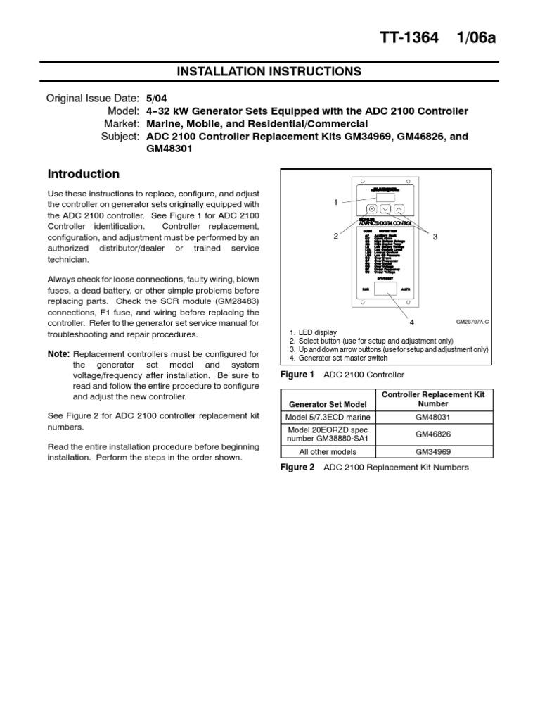 Kohler 12res manual