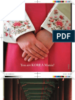 2010-2012 Visit Korea Year brochure (English)