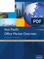 Asia Pacific Office Market Overview Q4 2009