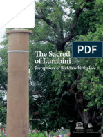 The Sacred Garden of Lumbini
