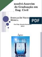 DVH - DOENÇAS DE VEICULAÇÃO HÍDRICA