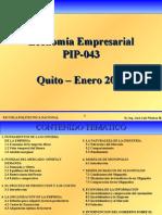 Econom Empres 3er Capitulo