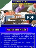70223888 Le Management Des RH
