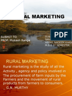 Rural Marketing 2