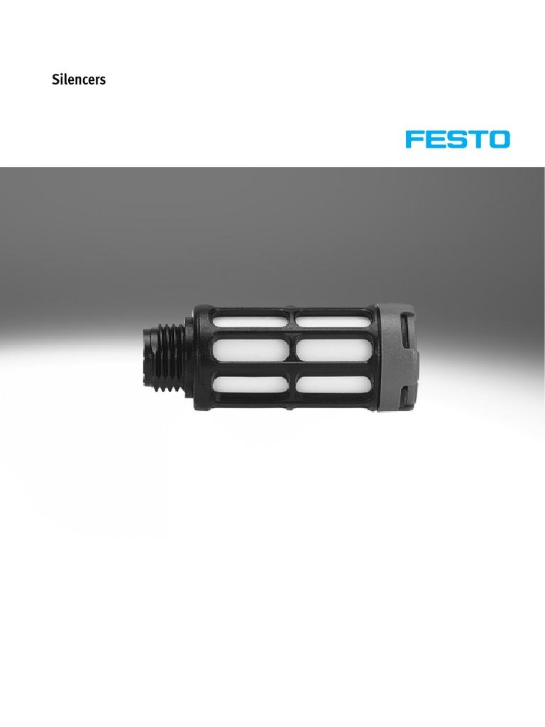 UC-M5 Festo 165003 Silencer