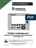 Manual TV220