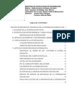 Estudio de Percepcion Seguridad de la Informacion México 2009
