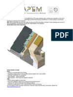 CAP'EM WP3 3Ds On GreenSpec A4P (Exhibited at EcoBuild)