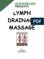 Lymph Drainage Massage