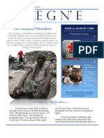 Haiti Charity and Celebrity News Article