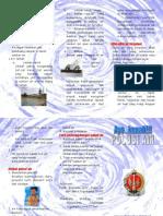 Leaflet Polusi Air