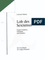 Mp3 sexismus lob download des Lob des