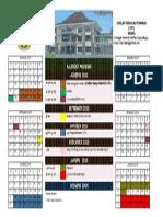 Kalender Akademik STIP 15 - 16
