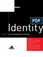Adidas Design Guidelines