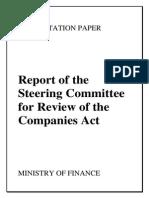 Reform Report
