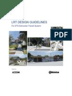 LRT Design Guidlines