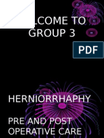 Welcome to Group 3