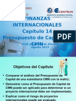 Ch14-Finanzas Internacionales