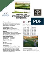 2010 VGT Amateur Spring Championship