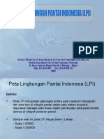 publikasi peta Lingkungan Pantai Indonesia PDKK-Bakosurtanal
