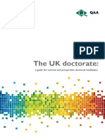 Doctorate Guide
