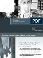 Oncology Changing Market Dynamics