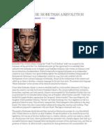 A Quiet Change-Indonesia