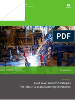 Growth Strategies Industrial Manufacturing Companies 1113 1