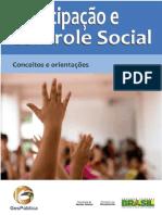 Participacao e Controle Social - Conceitos e Orientacoes
