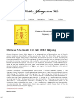 Master Wu's Chinese Shamanic Cosmic Orbit Qigong