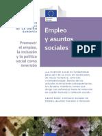 Empleo y Asuntos Sociales