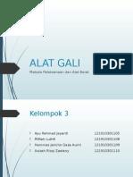 Alat Berat - Alat Gali (Excavator)