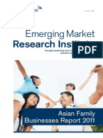 Credit Suisse Report Asian Family Business