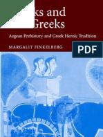 Greeks and Pre-Greeks - Aegean Prehistory and Greek Heroic Tradition Malestrom