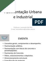 Aula01-PavimentaçãoUrbanaeIndustrial