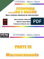 Transparências ECONOMIA Micro e Macro Parte II