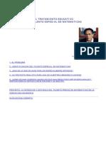 (Estalmat)Miguel de Guzman-tratamiento Talento Matematico