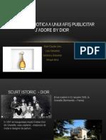 Analiza Semiotica a Unui AfiŞ Publicitar