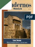 Cuadernos Historia - Los Incas
